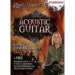 Rock House Acoustic Guitar Intermediate DVD (14041354)