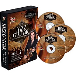 Rock House Alex Skolnick Jazz Guitar: Breaking the Traditional Barriers 3-DVD Set (14037605)