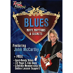 Rock House Blues - Riffs, Rhythms, and Secrets DVD (14027215)