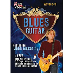 Rock House Blues Guitar Advanced Featuring John McCarthy (14004674)