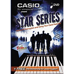 Rock House Casio Star Series Keyboard Instruction (DVD) (631536)
