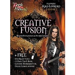 Rock House Creative Fusion Beyond Pentatonics & Power Chords (2-DVD Set) (HL1403749)