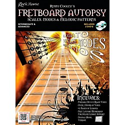 Rock House Fretboard Autopsy Book/2-DVD Set (14041717)