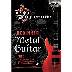 Rock House Learn Metal Guitar Beginner (DVD) (14027238)