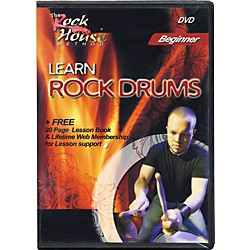 Rock House Learn Rock Drums Beginner Featuring Mark Manczuk (14027248)