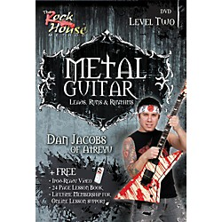 Rock House Metal Guitar - Leads, Runs & Rythyms Level 2, Featuring Dan Jacobs (DVD) (14021344)