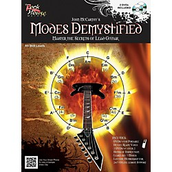 Rock House Modes Demystified Book/2 DVD Pack (14041633)