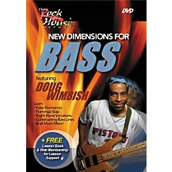 Rock House New Dimensions for Bass Featuring Doug Wimbish (DVD) (14027258)