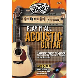 Rock House Play It All Acoustic Guitar (DVD) (14027260)