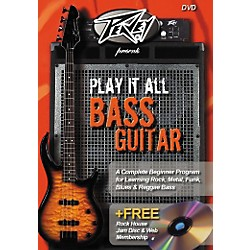 Rock House Play It All Bass Guitar (DVD) (14027261)