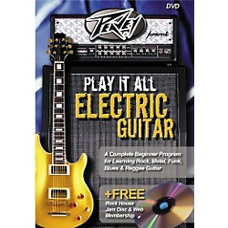 Rock House Play It All Electric Guitar (DVD) (14027262)