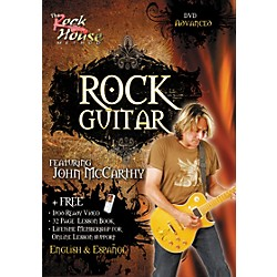 Rock House Rock Guitar Advanced (DVD) (14018771)