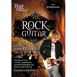 Rock House Rock Guitar Intermediate (DVD) (14018773)
