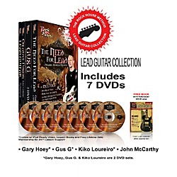Rock House The Rock House Method - Lead Guitar DVD Collection (114522)