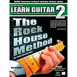 Rock House The Rock House Method - Learn Guitar Book 2 (Book/CD) (14041755)