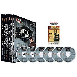 Rock House The Rock House Method - Metal Guitar DVD Collection (114524)