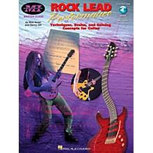 Musicians Institute Rock Lead Performance (Book/CD)