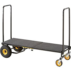 Rock N Roller R10RT 8-in-1 Max Multi-Cart With Deck (R10DECK)