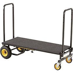 Rock N Roller R6RT 8-in-1 Mini Multi-Cart With Deck (R6DECK)