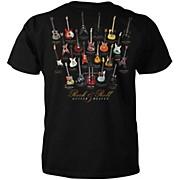 Taboo Rock & Roll Guitar Heaven T-Shirt