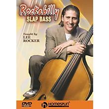 Homespun Rockabilly Slap Bass (DVD)