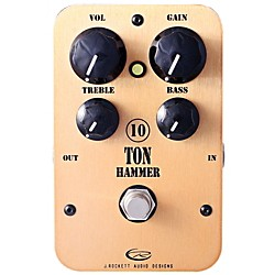 Rockett Pedals 10 Ton Hammer Guitar Effects Pedal (9530-008)