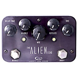 Rockett Pedals Alien Echo Guitar Effects Pedal (9530-001)