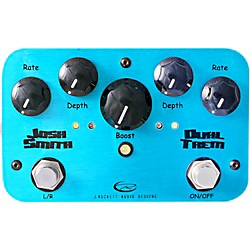 Rockett Pedals Josh Smith Dual Tremolo Guitar Effects Pedal (9530-006)