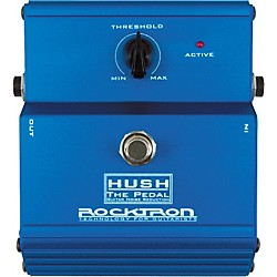 Rocktron HUSH Noise Reduction Pedal (001-1406)