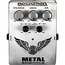 Rocktron Metal Embrace Distortion Guitar Effects Pedal (001-1640)