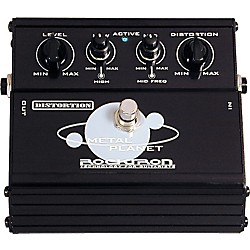 Rocktron Metal Planet Distortion Pedal (001-1413)
