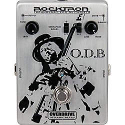 Rocktron O.D.B. Overdrive Dynamic Blues Guitar Effects Pedal (001-1652)