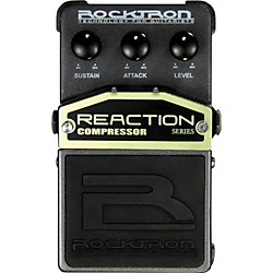 Rocktron Reaction Compressor Guitar Effects Pedal (001-1621)