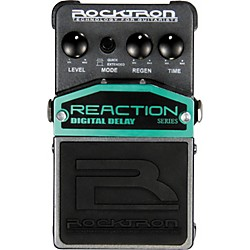 Rocktron Reaction Digital Delay Guitar Effects Pedal (001-1624)