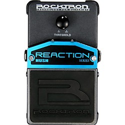 Rocktron Reaction HUSH Noise Reduction Guitar Effects Pedal (001-1629)