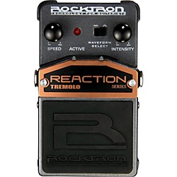 Rocktron Reaction Tremolo Guitar Effects Pedal (001-1630)