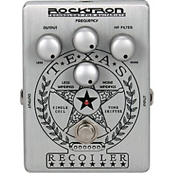 Rocktron Texas Recoiler Tone Shaping Guitar Effects Pedal (001-1653)