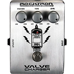 Rocktron Valve Charger Overdrive Guitar Effects Pedal (001-1642)