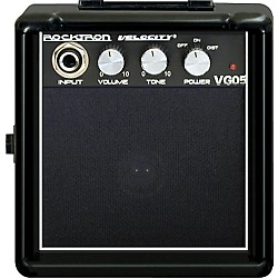 Rocktron Velocity Series VG05 Battery Powered Guitar Combo Amp (001-1441)