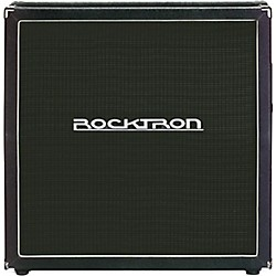 Rocktron Vendetta Series V412 240W 4x12 Guitar Extension Cabinet with Eminence Speakers (USED004310 001-1600)