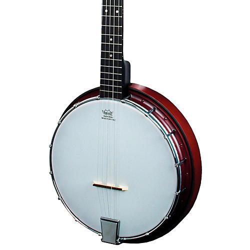 Natural Rocky Top RT-B01L Hoedown Left-Handed Banjo - WWBW
