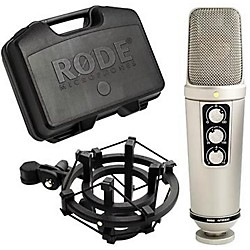 Rode Microphones NT2000 Variable Pattern Condenser Microphone (NT2000)