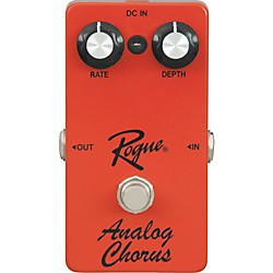 Rogue Analog Chorus Guitar Effects Pedal (ANALOG CHORUS)