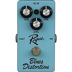 Rogue Blues Distortion Guitar Effects Pedal (BLUES DISTORTION)