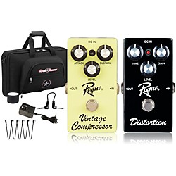Rogue Effects Pedal Pack (COMPRESSOR-DISTORTION)