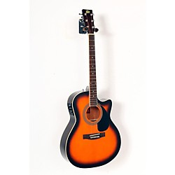 Rogue Grand Concert Cutaway Acoustic-Electric Guitar (USED007292 SO-069-RAGCEQ-)