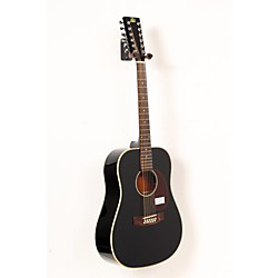 Rogue Herringbone 12-String Acoustic Guitar (USED007111 SO-069-RADH12-)