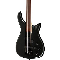 Rogue LX200BF Fretless Series III Electric Bass Guitar (LX200BF-PBK)
