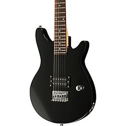 Rogue Rocketeer RR50 7/8 Scale Electric Guitar (RR50BK)