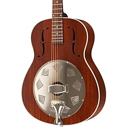 Rogue Triolian Biscuit Cone Resonator Guitar (SO-069-CT44)